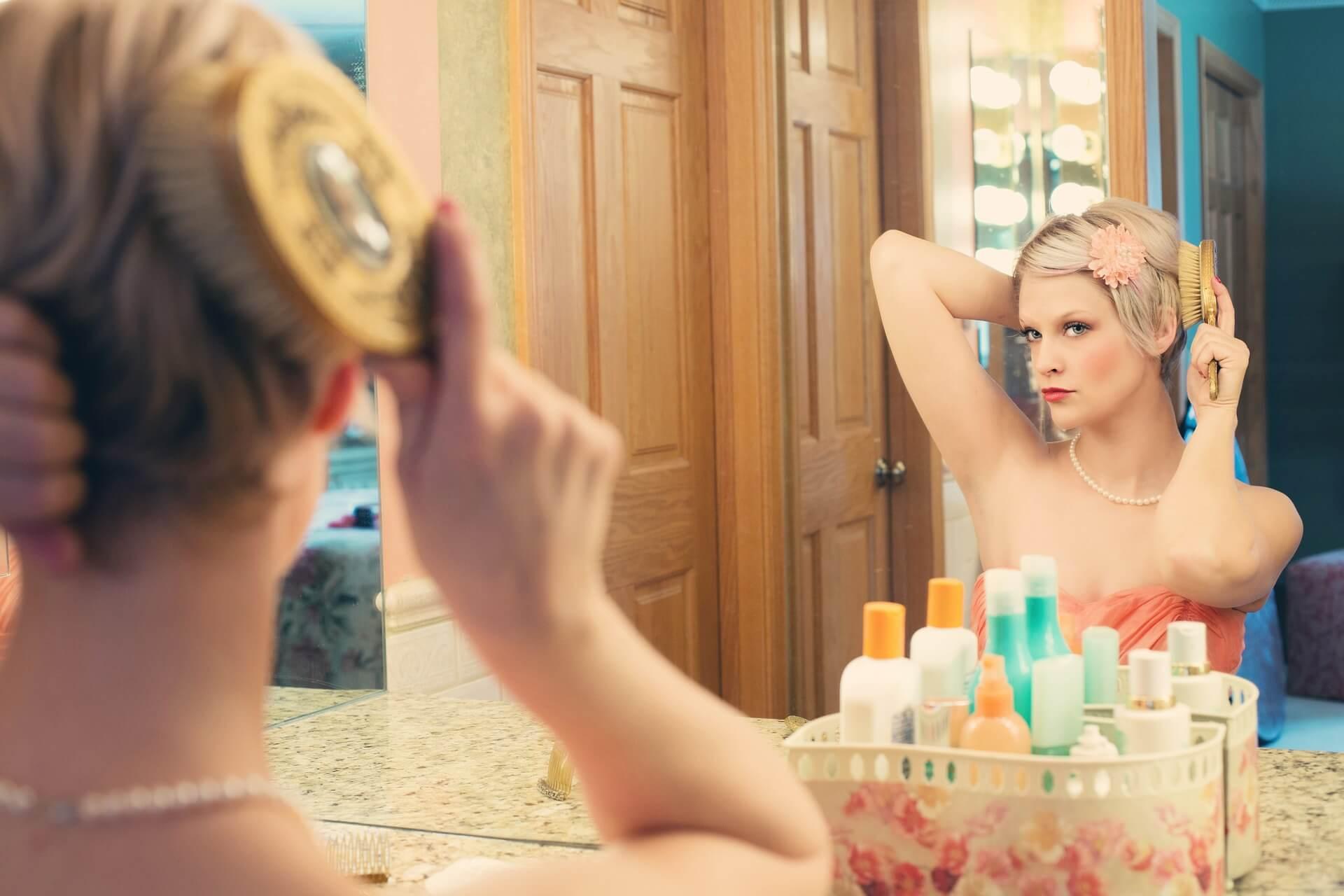 טיפול בוטוקס במצח לאשה